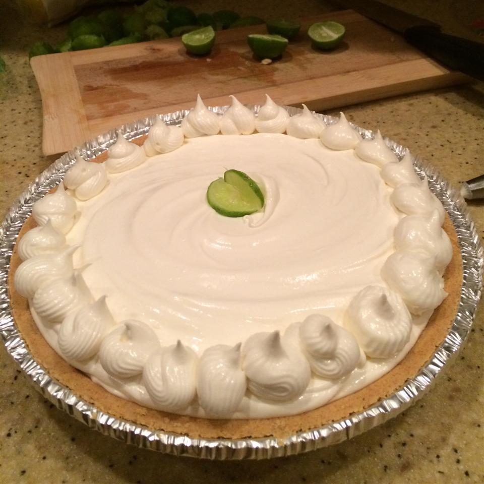 Creamy Lemon Pie I
