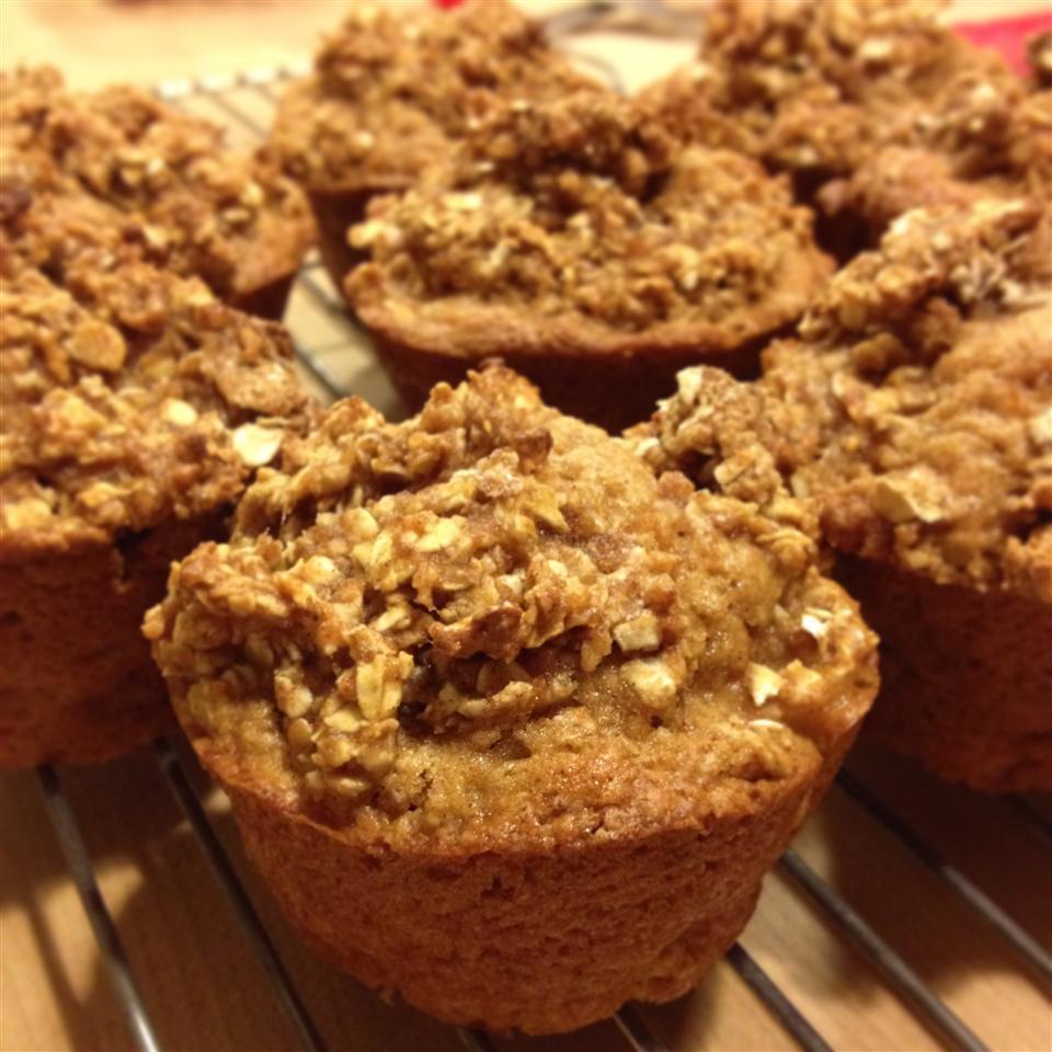 Apple Cinnamon Muffins anniepie