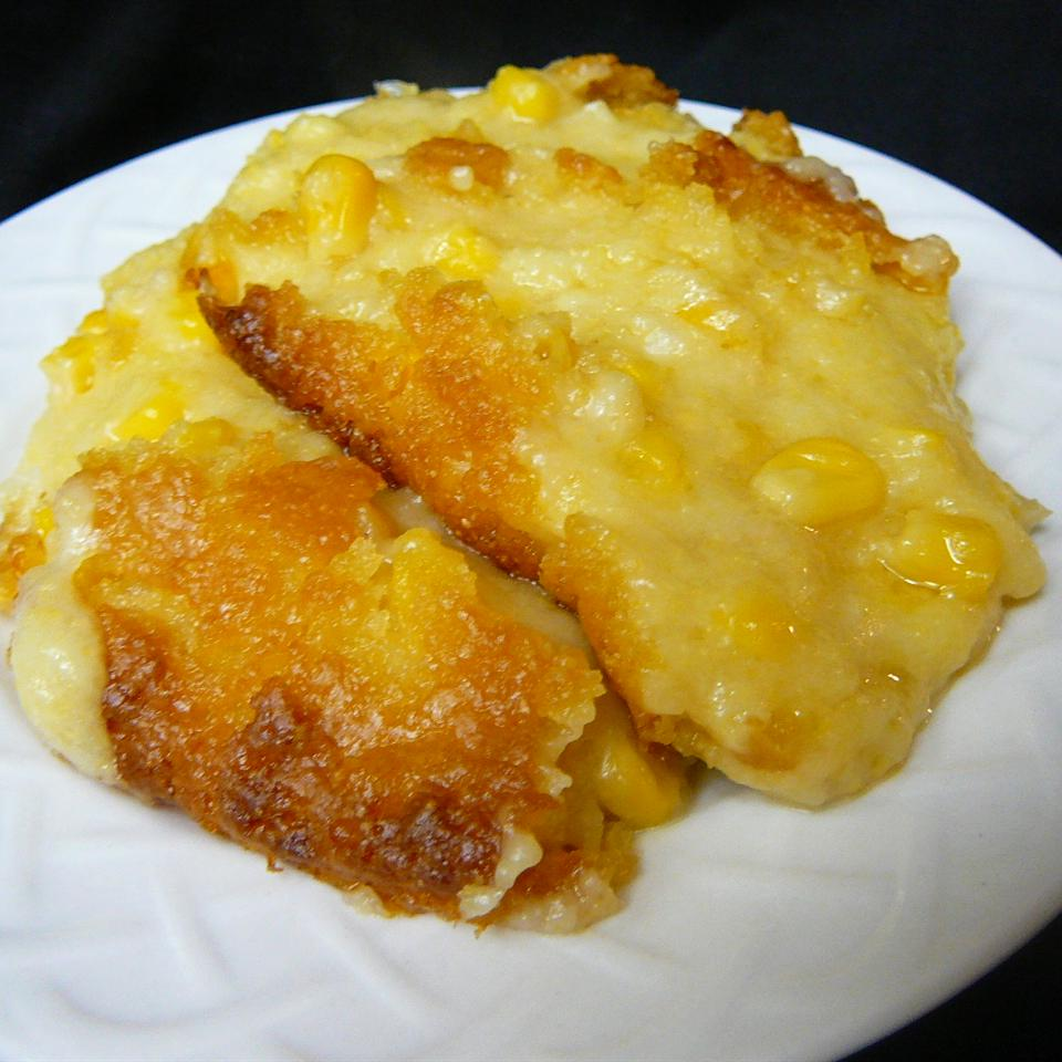 Easy Corn Pudding image