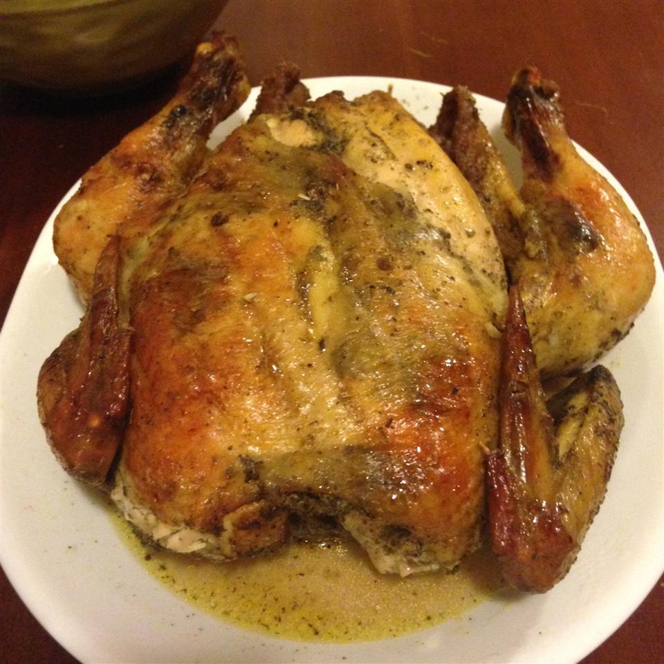 Jill's Herb Roasted Chicken Lgavs215