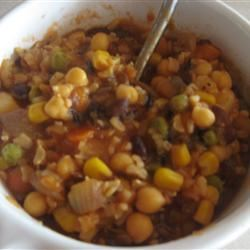 Hearty Vegetable Soup Die Hummel