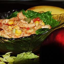 BBQ Chicken Salad Nita Rockwell Minto