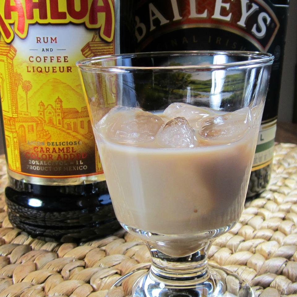 Coffee and Cream Cocktail