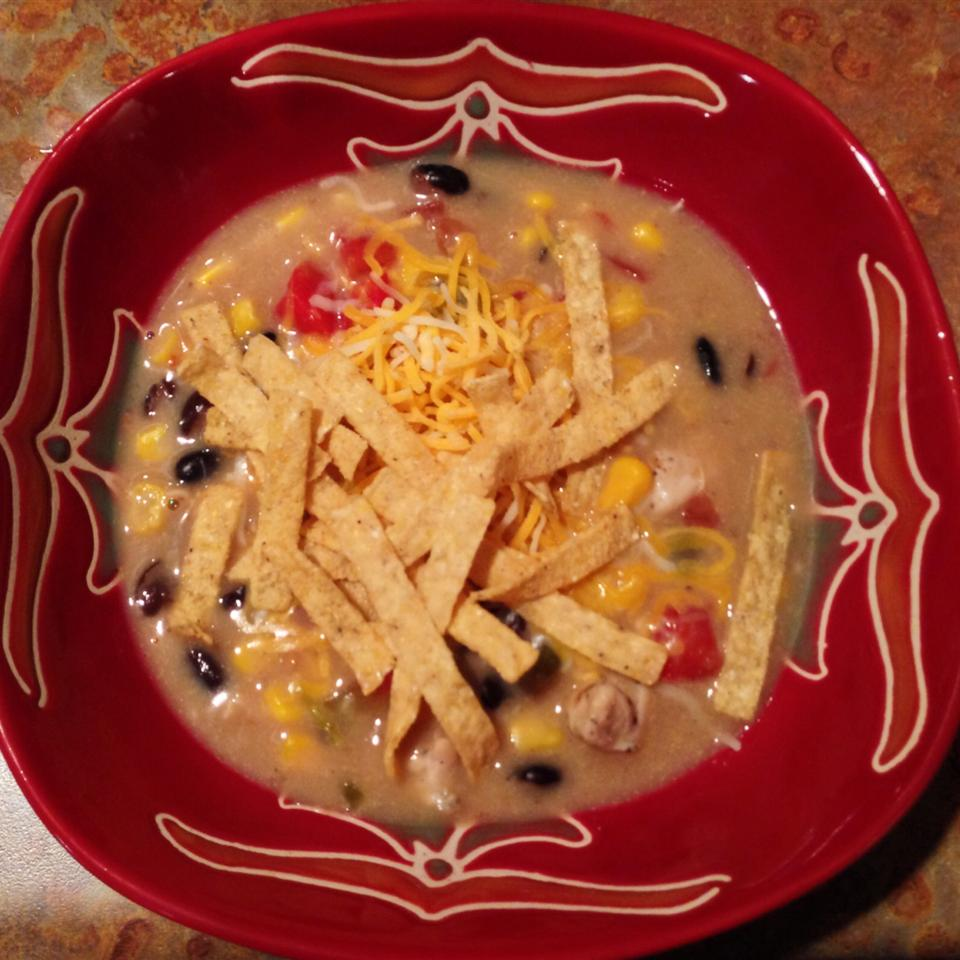 6 Can Chicken Tortilla Soup RobyRoxanne