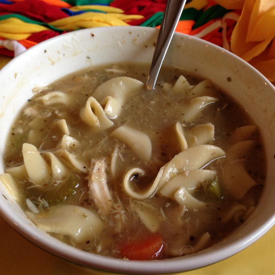 Grandma's Chicken Noodle Soup houdini137