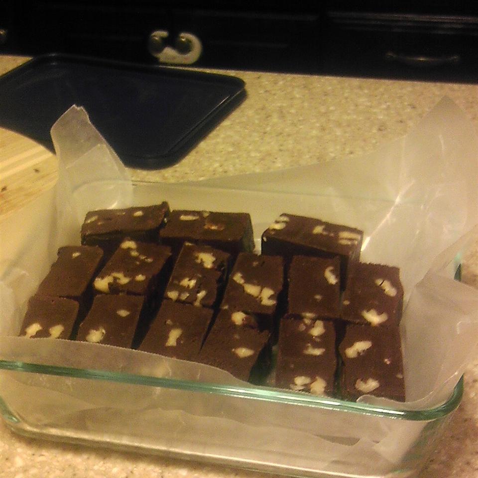 Foolproof Chocolate Fudge