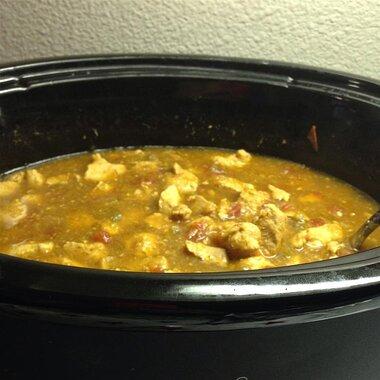 Chili Verde Crock Pot Recipe