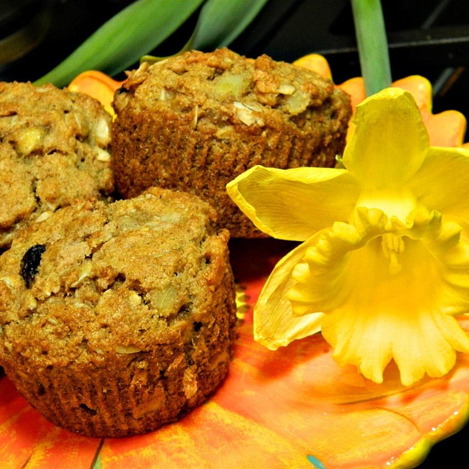 Delicious Vegan Spelt Muffins Marianne