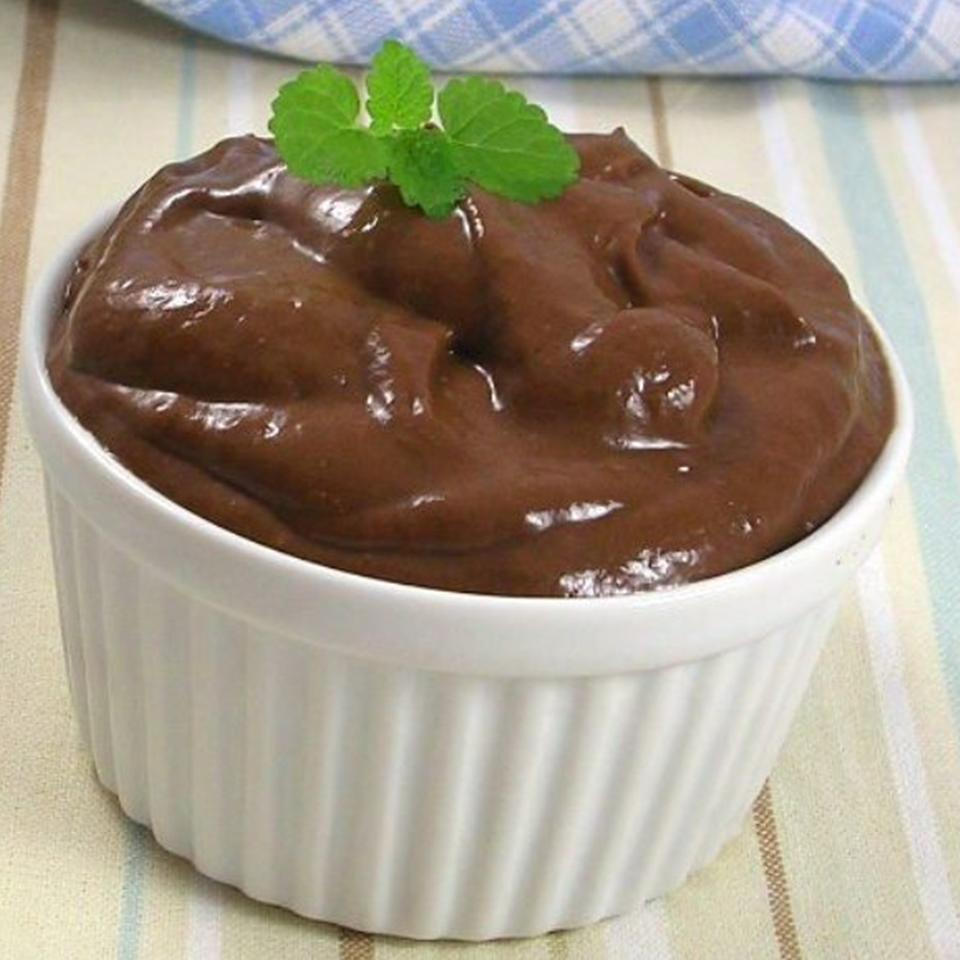 ABC Pudding - Avocado, Banana, Chocolate Delight