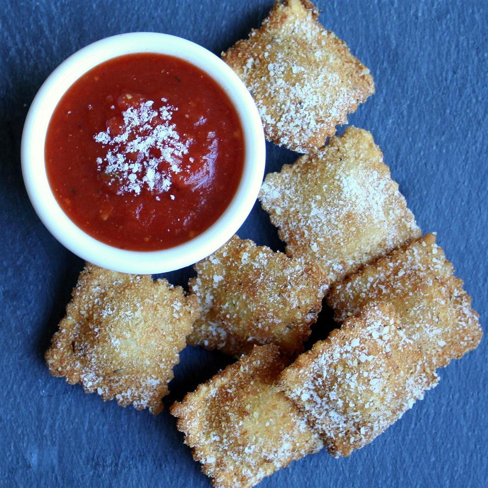 RITZ Fried Ravioli