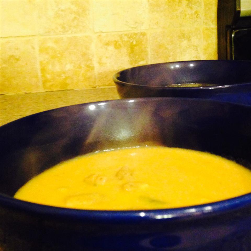 Buffalo Chicken Soup Claudia Vilela
