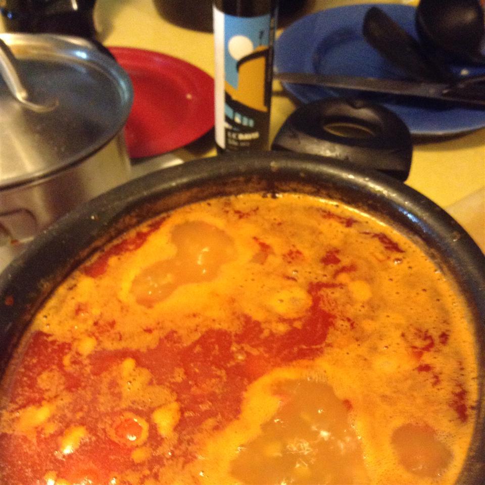 Sopa de Lentejas (Andalucian Lentil Soup) bklockhart