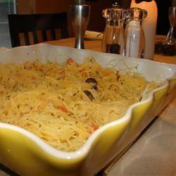 Spaghetti Squash I FrackFamily5 CA—>CT