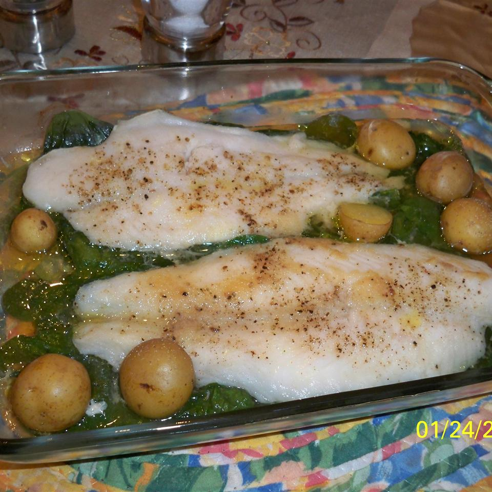 One-Dish Rockfish Janet Stephens McCluskey