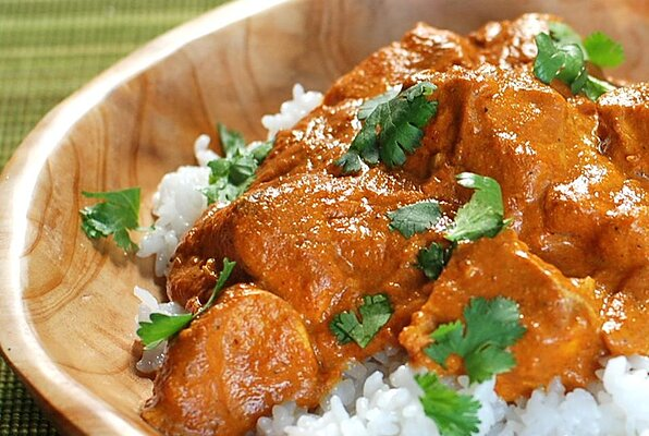 Punjabi Chicken in Thick Gravy