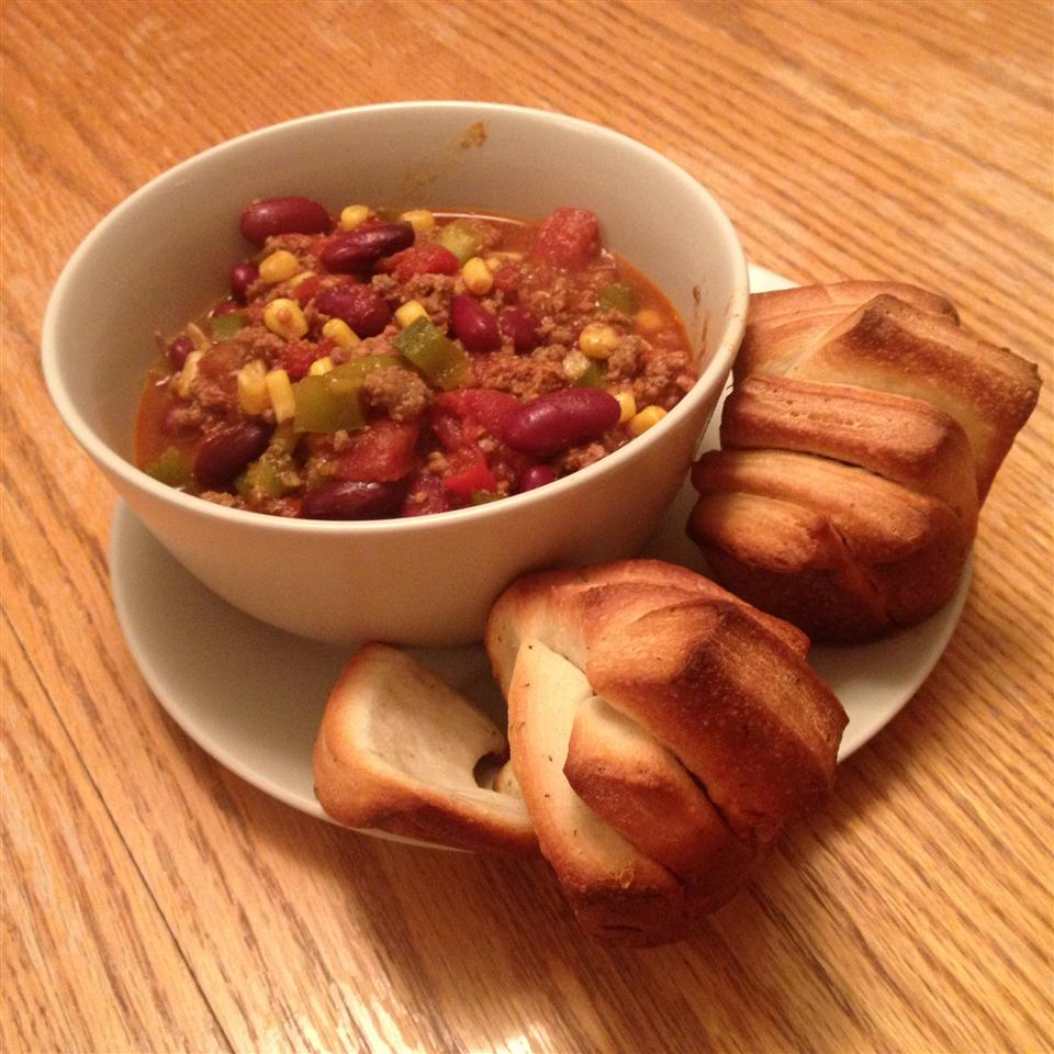 Busy Day Slow Cooker Chili GinaMum