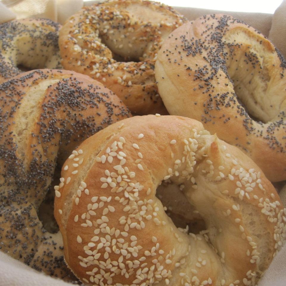 San Francisco Style Bagels