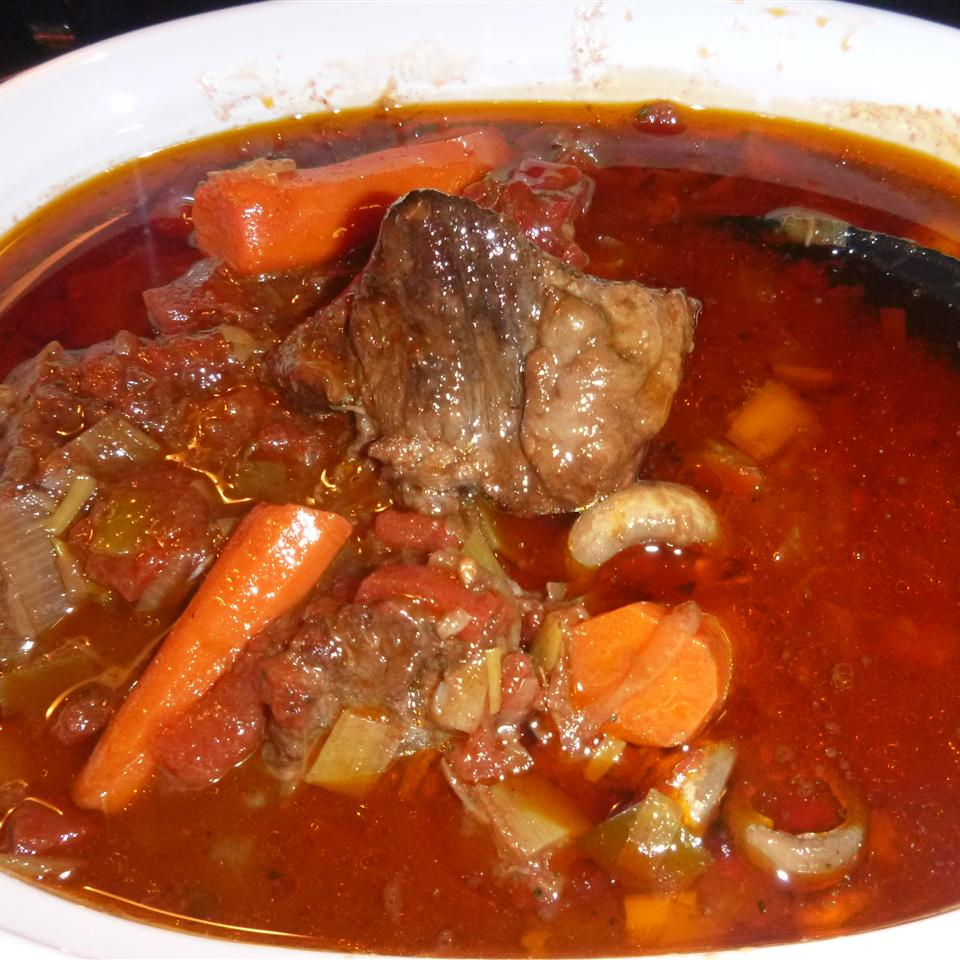 Bloody Mary Short Ribs Riddle