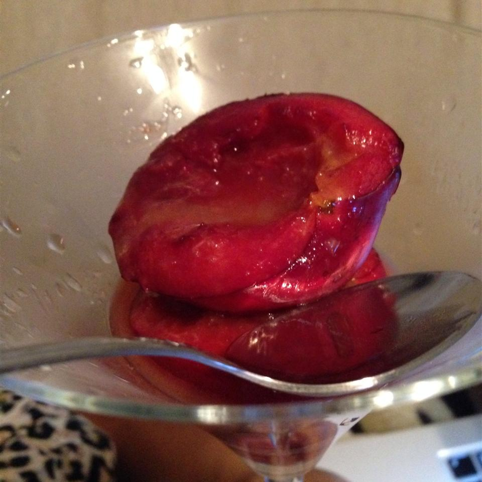 Spicy Oven-Roasted Plums Triumph327