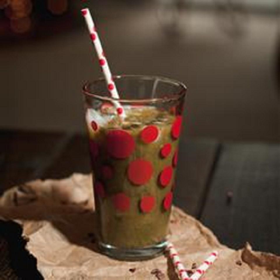 Winter Refresher Green Smoothie
