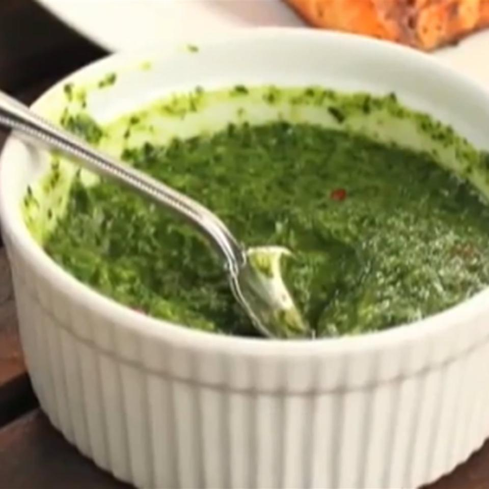Chef John's Chimichurri Sauce