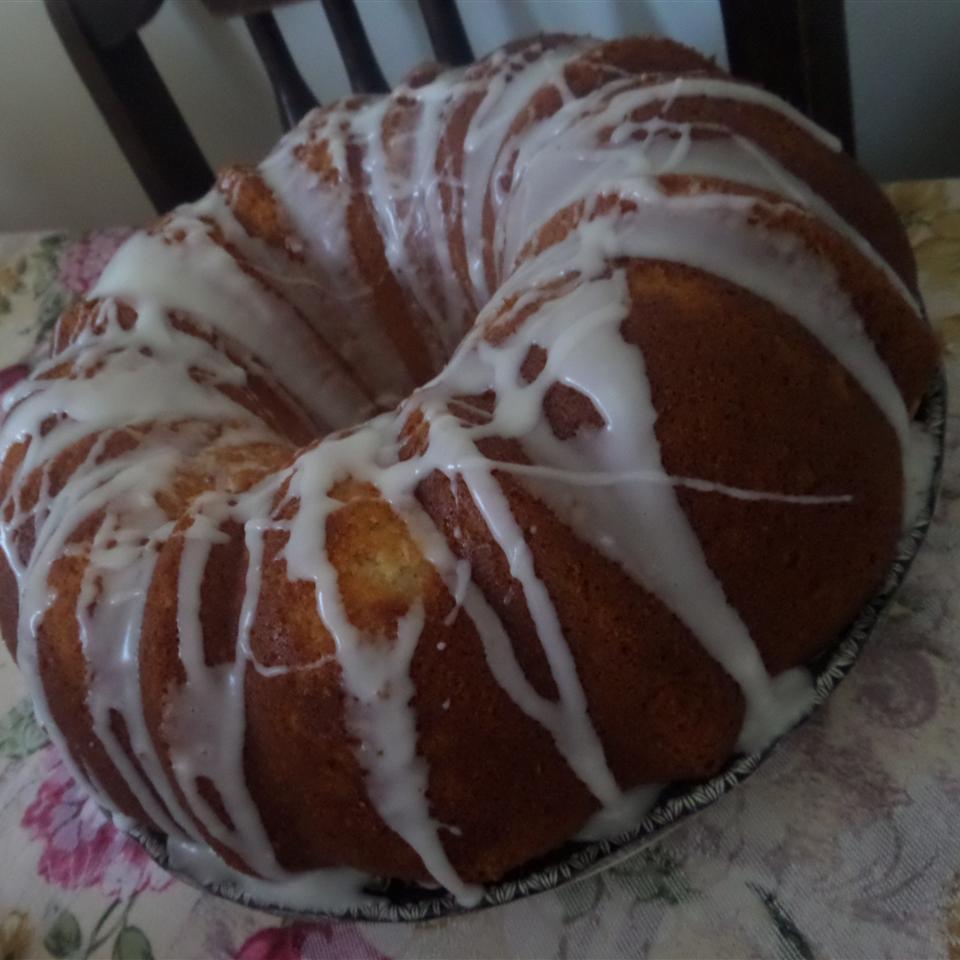Lemon Pound Cake III thecookandbaker