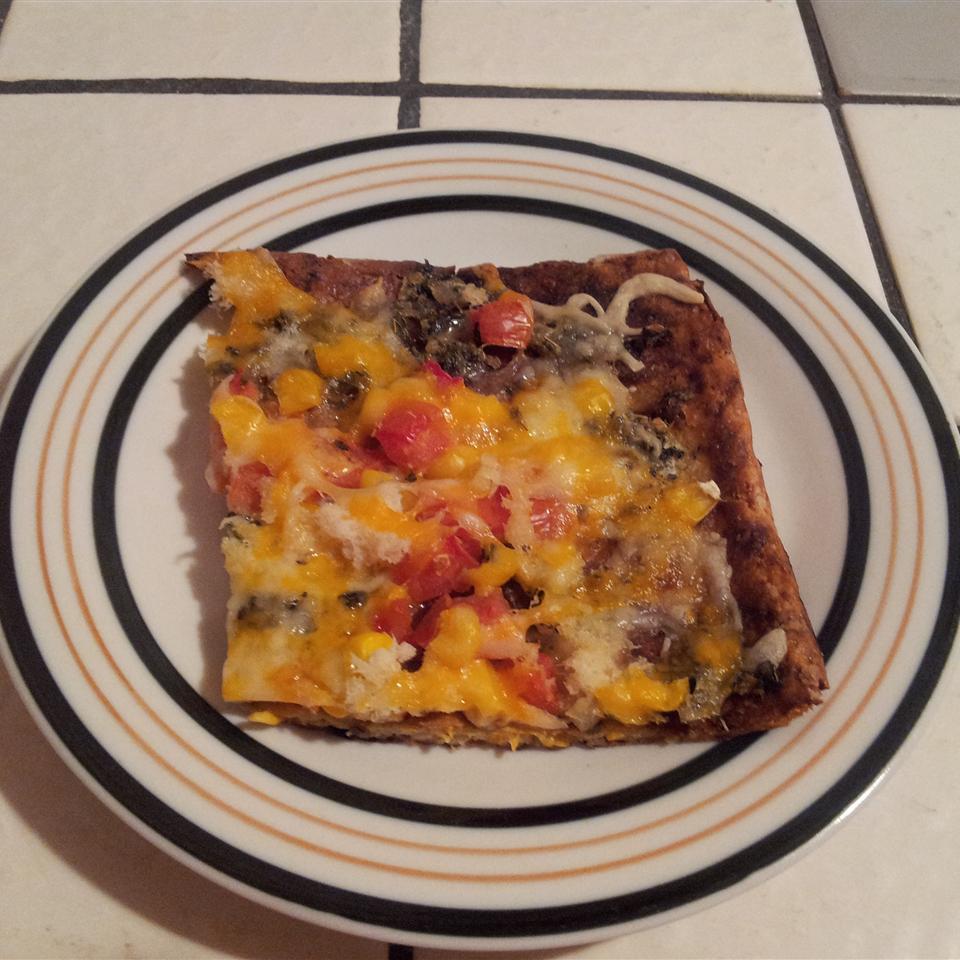 Summer Squash Pizza Crust just_jam