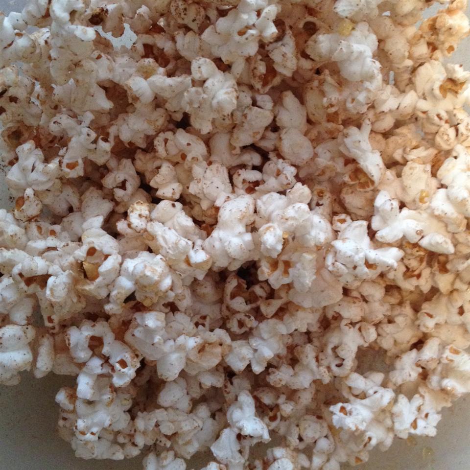 Healthy Popcorn Treat Kayla Jo