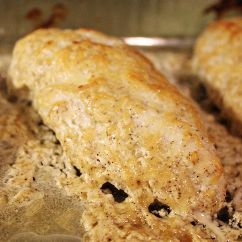 Sweet Sour Cream Baked Chicken Kris
