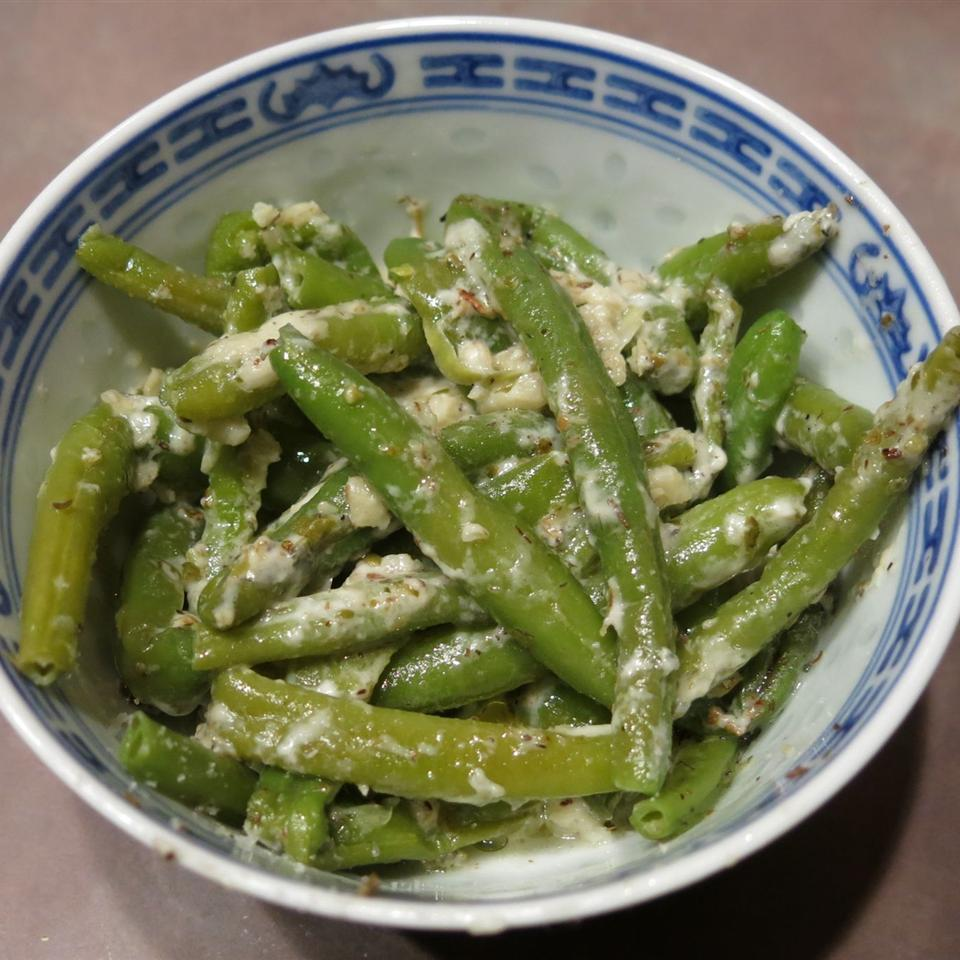 Italian Green Beans with Blue Cheese judy2304