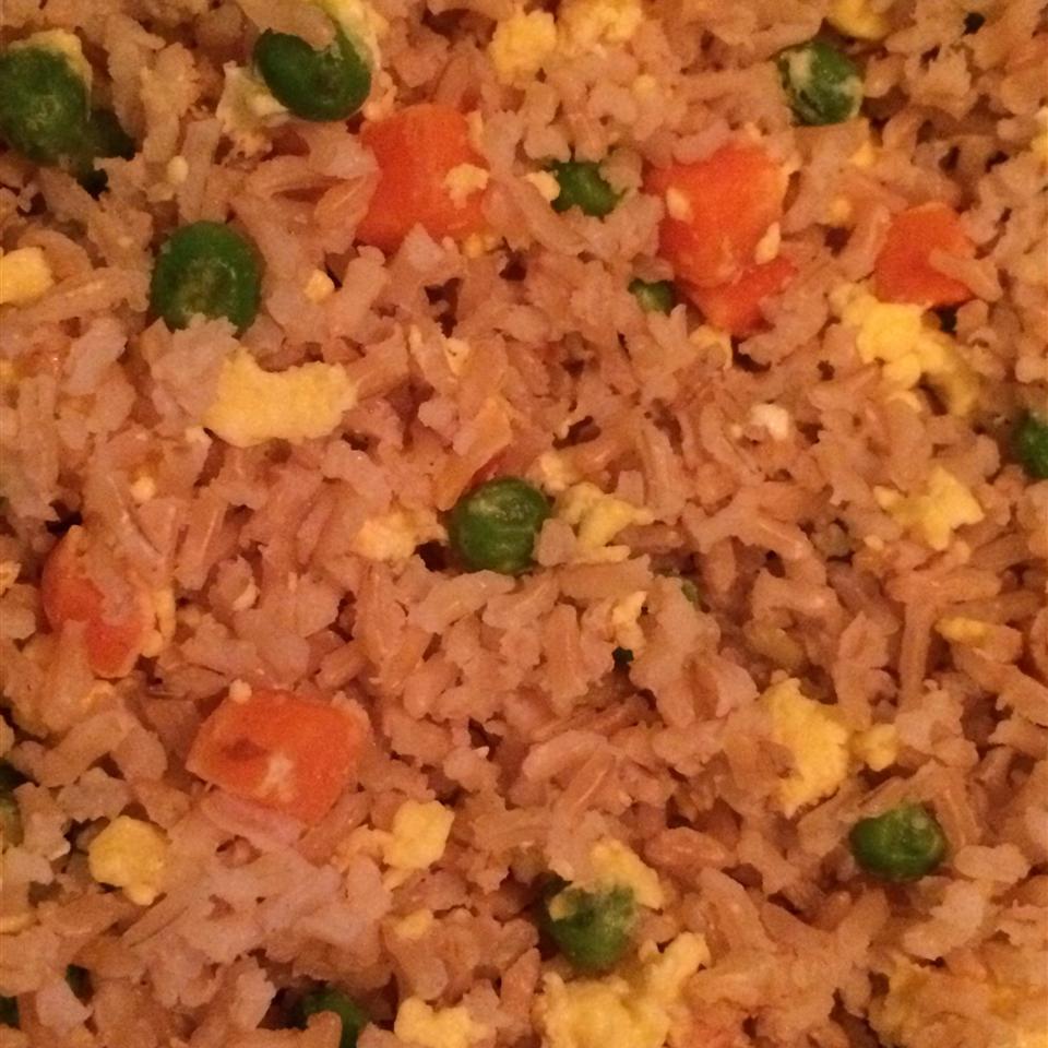 Egg Fried Rice Miss Cara