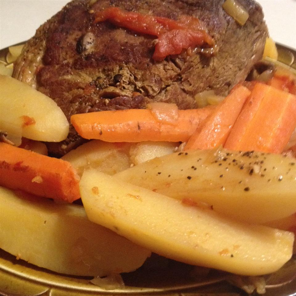 Pot Roast with Vegetables mike