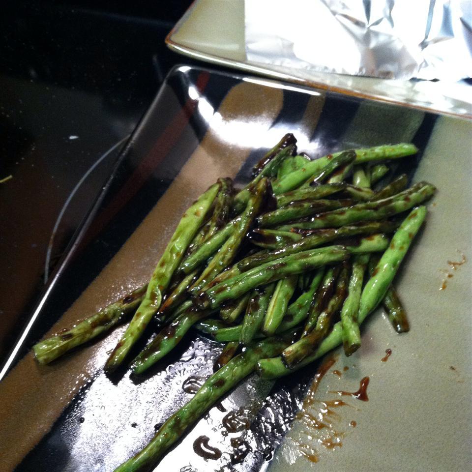 'Chinese Buffet' Green Beans Hollinhead77