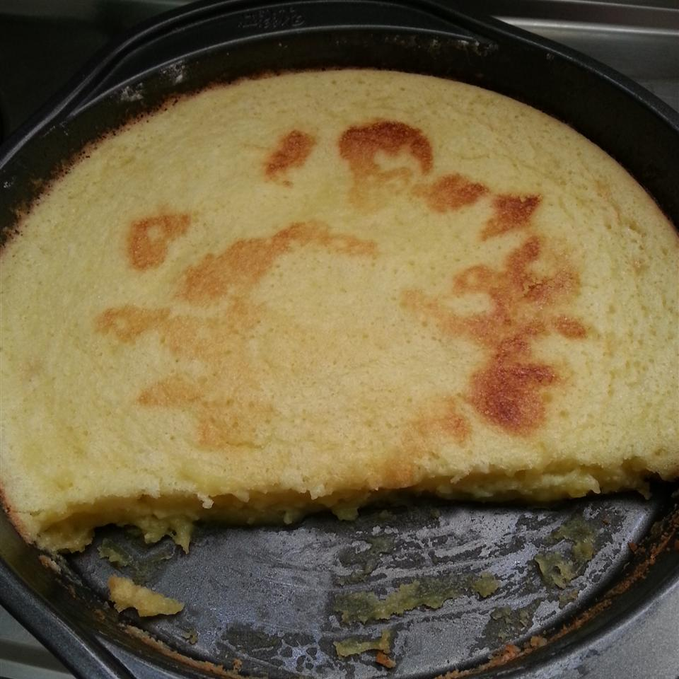 Lemon Pudding Cake II lina08