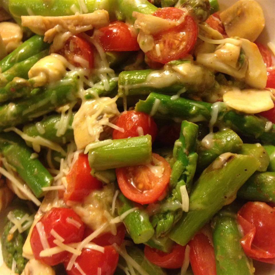 Asparagus Side Dish jeanette