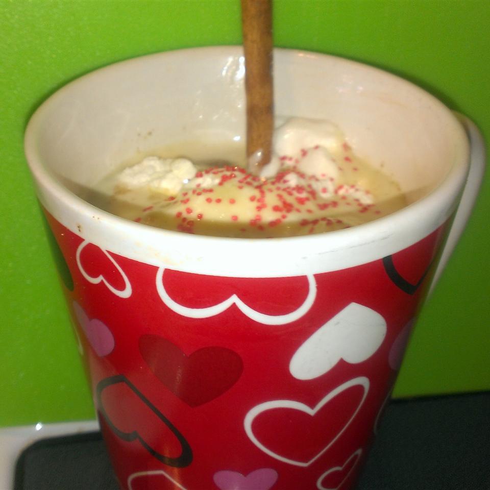 Quick Gingerbread Latte StickySue