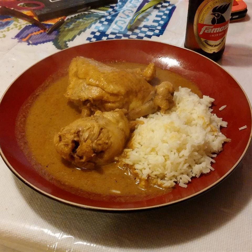 Recado de Pepian Indio (Guatemalan Pepian Indio Sauce)