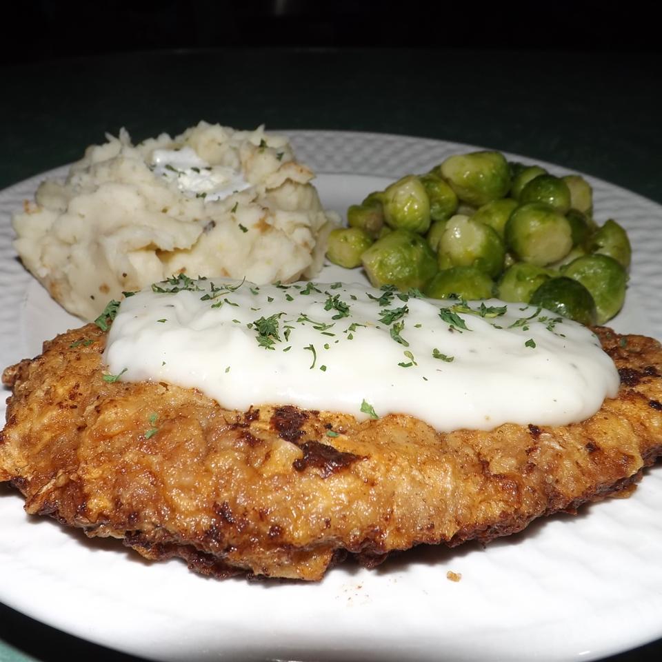 Southern Chicken Fried Steak Tracy