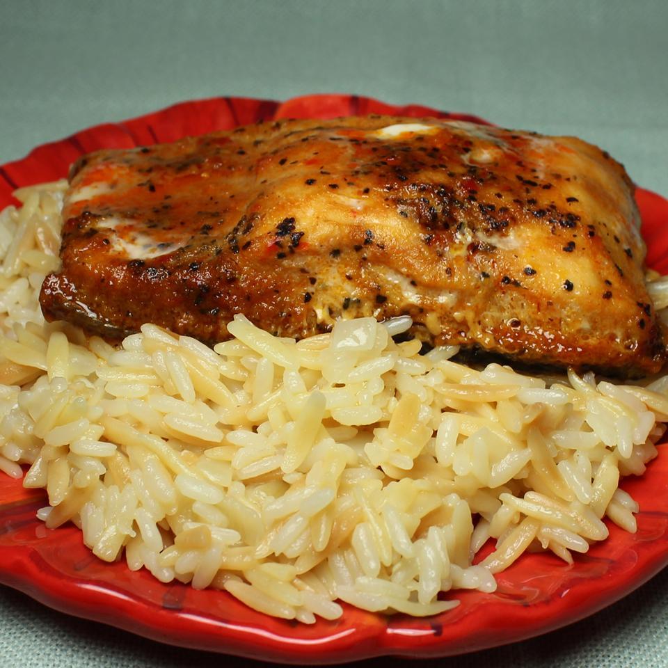 Sarah's Rice Pilaf Paula