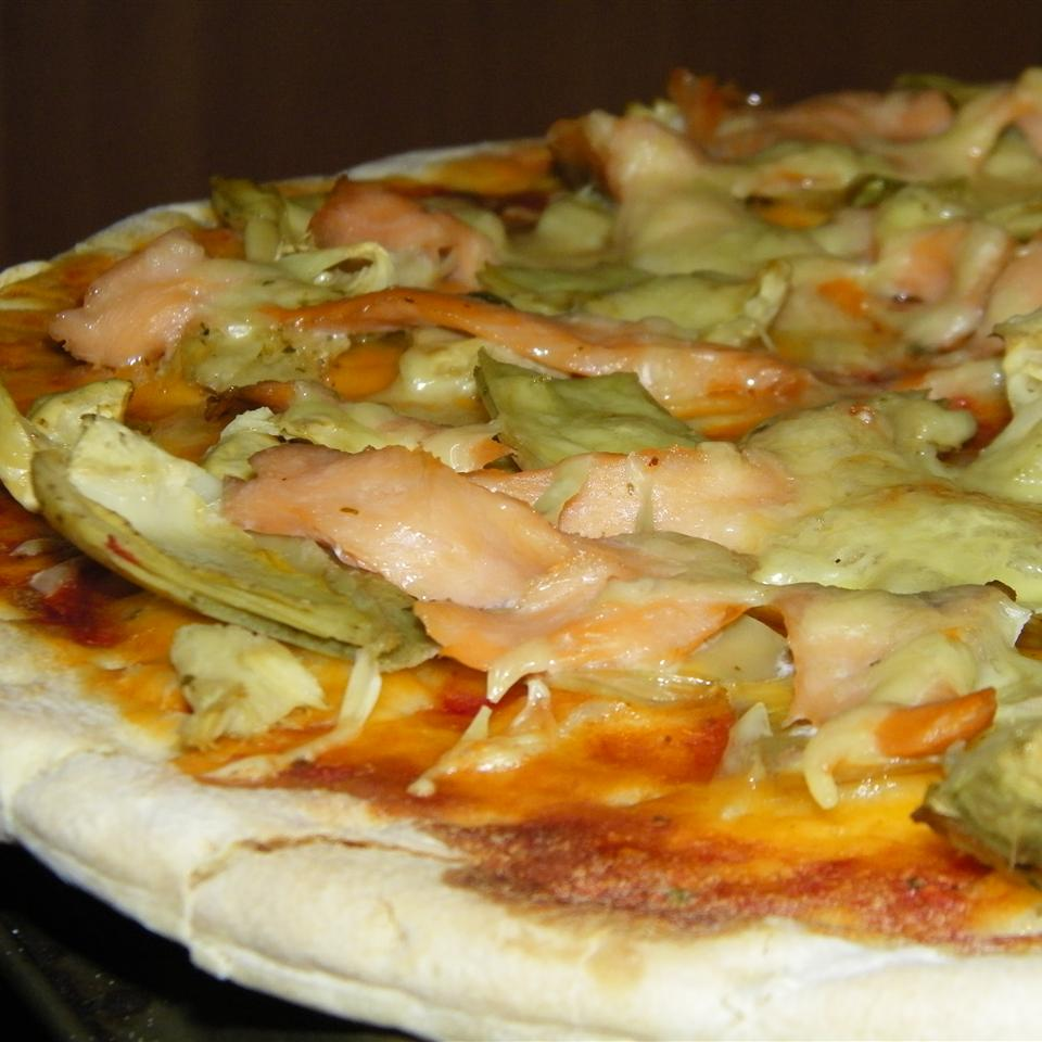 Smoked Salmon Pizza Seattle2Sydney