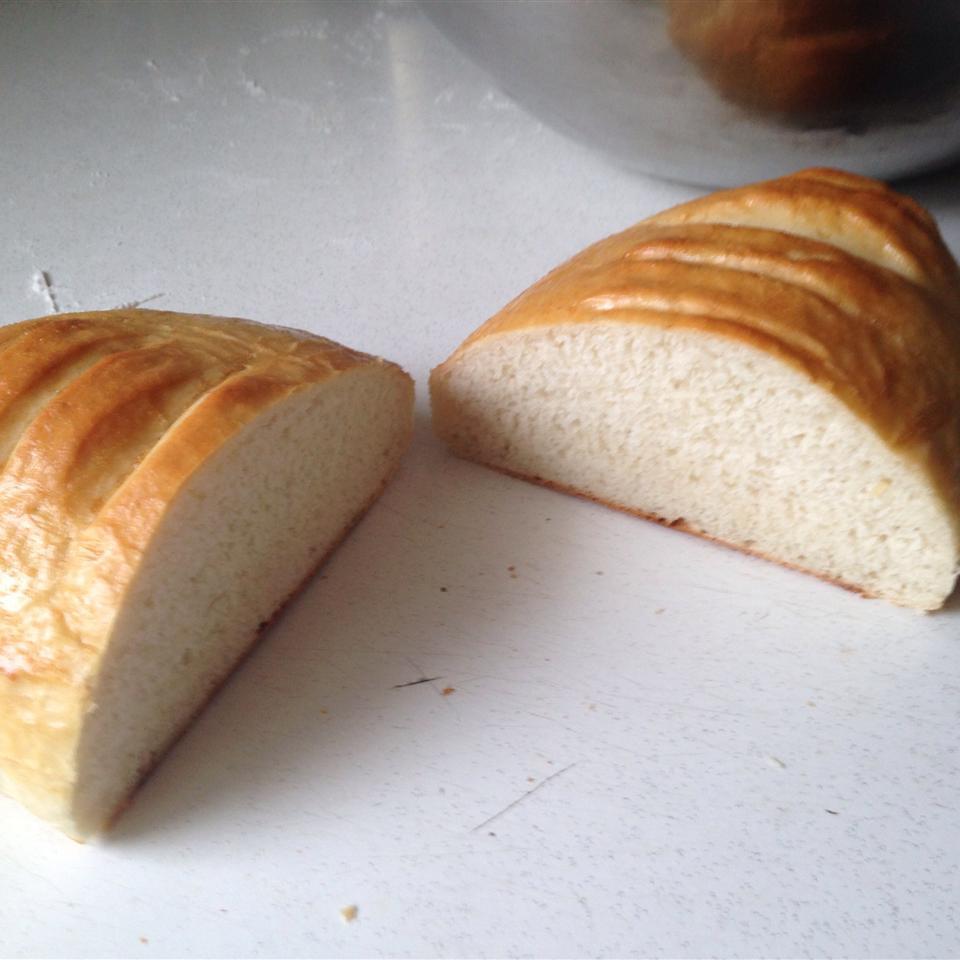 Crusty White Bread GodForbid