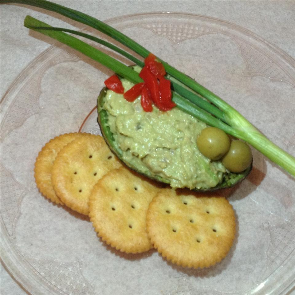 Avocado and Pilchard Pate