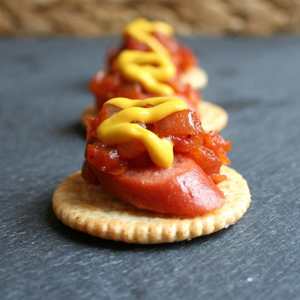 RITZ Push-Cart Hot Dog Bites