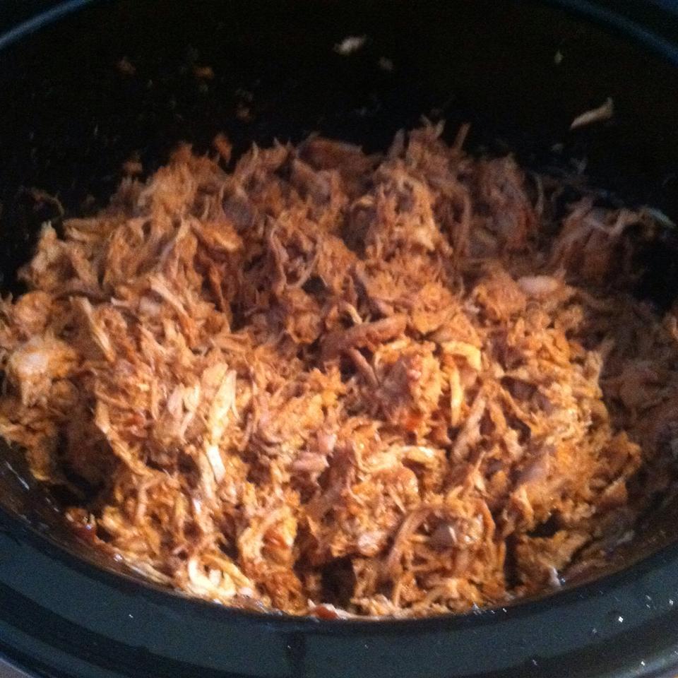 Slow Cooker Beer Pulled Pork