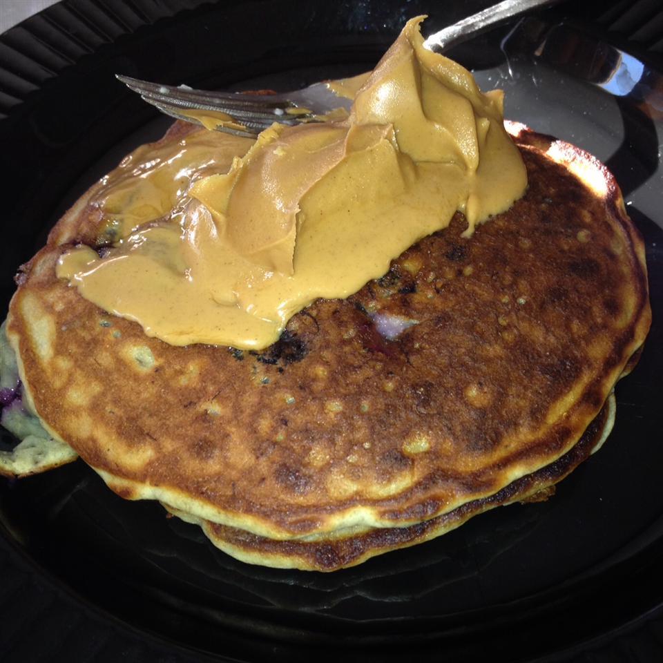 Whole Grain Banana Pancakes JayNicole