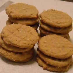 Peanut Butter Cookies IV