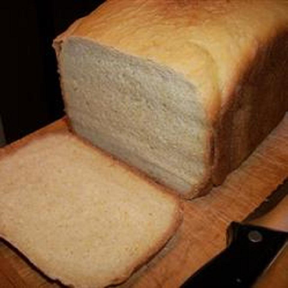 Orange Amaranth Bread