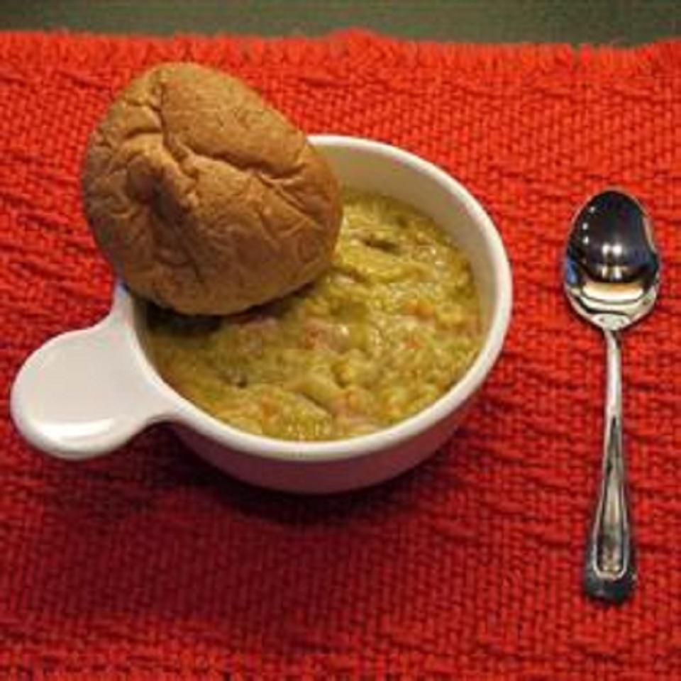 Rick's Yummy Split Pea Soup with Ham