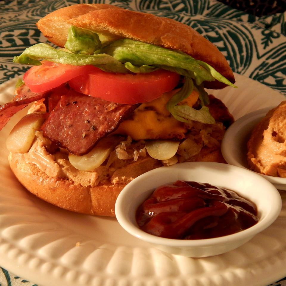 Authentic Elvis Burgers