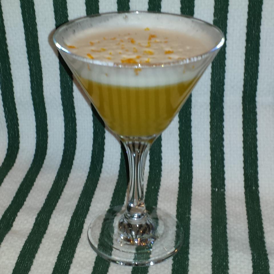 Tangerine Dream Cocktail Doc Simonson